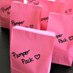 Pamper Pack Gift Bags Created for a Mom's Night In, Plus Great Idea for Teacher's Gifts!