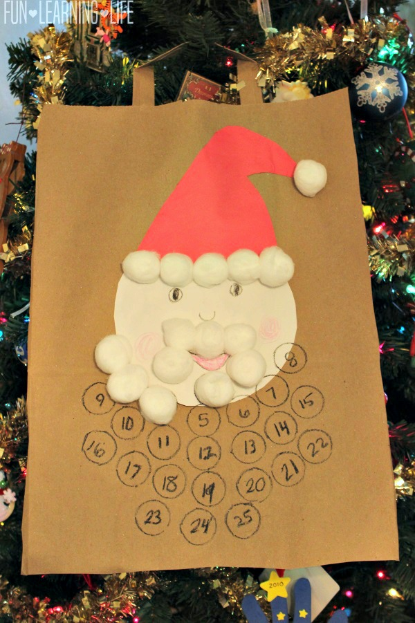 hanging-up-santa-calendar-craft