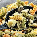 Greek Pasta Salad Recipe!