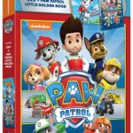 PAW Patrol DVD Limited Edition Gift Set, Out February 28, 2017! {Giveaway}