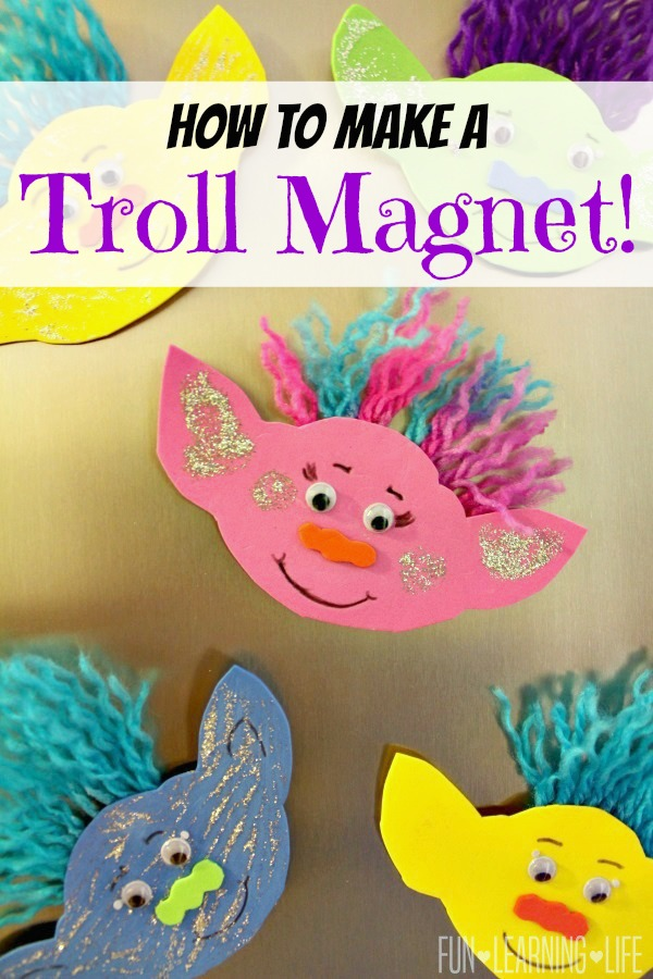 Trolls party edition