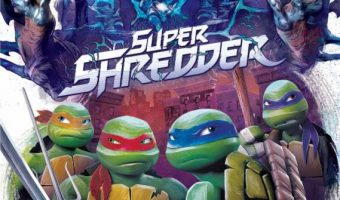 Tales of the Teenage Mutant Ninja Turtles Super Shredder DVD Out March 21st!