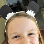 Panda Ears Craft!