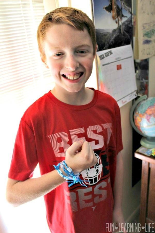 Straw Bracelet Craft Inspired by Disney Channel's Andi ...
