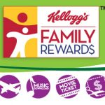 NEW 50 FREE Bonus Points for Kellogg's Family Rewards! I'm Well On My Way To Getting A FREE Book!