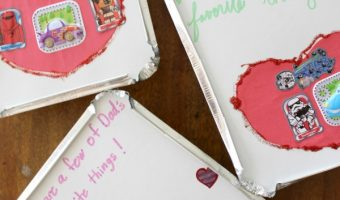 Few of Dad's Favorite Things – Father's Day Craft!