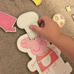 Magnetic Wood Dress Up Box Set and Peppa Pig Jumbo Mega Play Mat Review!