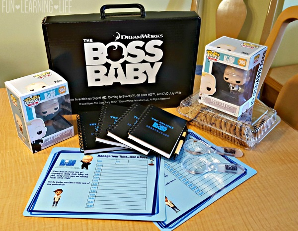 boss baby games for party