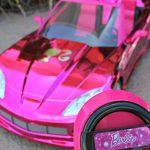 Barbie Cruisin' Corvette R/C Review with Video!