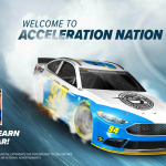 Free NASCAR Acceleration Nation App and $400 Gift Card Giveaway!