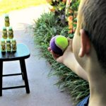 DIY Yard Games Made From Plastic Bottles!