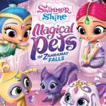 Shimmer and Shine Magical Pets of Zahramay Falls DVD out NOW!