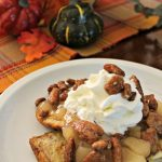 Apple Pie French Toast Recipe and the EB Delivers Sweepstakes!