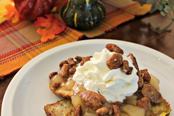 Apple Pie French Toast Recipe!