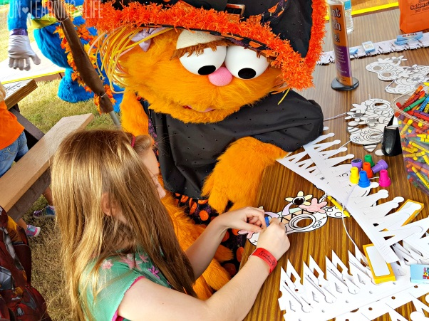 Busch Gardens Sesame Street Safari of Fun Halloween Kids' Weekends in Tampa Bay!