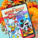 Celebrate the Holidays With The Mickey Mouse Merry & Scary DVD!