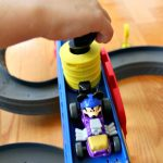 Having Fun On The GO With Mickey and the Roadster Racers – Mickey Ears Raceway!