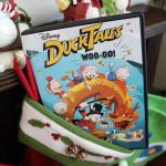 DUCKTALES WOO-OO DVD, Fun Adventures for Holiday Break!