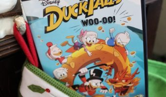 DUCKTALES WOO-OO DVD, Fun Adventures for Holiday Break!