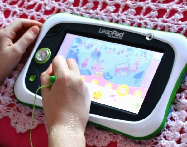 LeapFrog LeapPad Ultimate Is An IdealFirst Tablet for Kids!