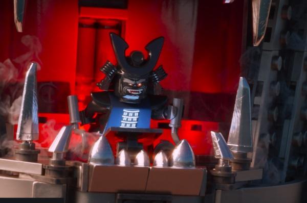 LEGO Ninjago Magnet Craft Inspired By The LEGO Ninjago
