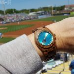 Wearing A JORD Womens Watch Made from Wood!
