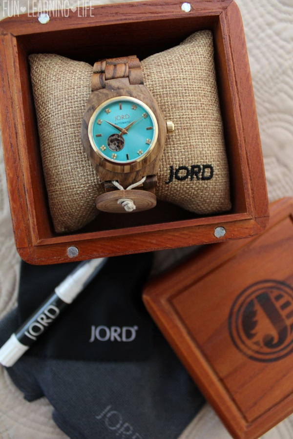 Watch Made from Wood