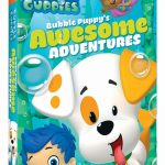 Bubble Guppies: Bubble Puppy's Awesome Adventures DVD!