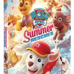 NOW Available, PAW Patrol: Summer Rescues DVD!