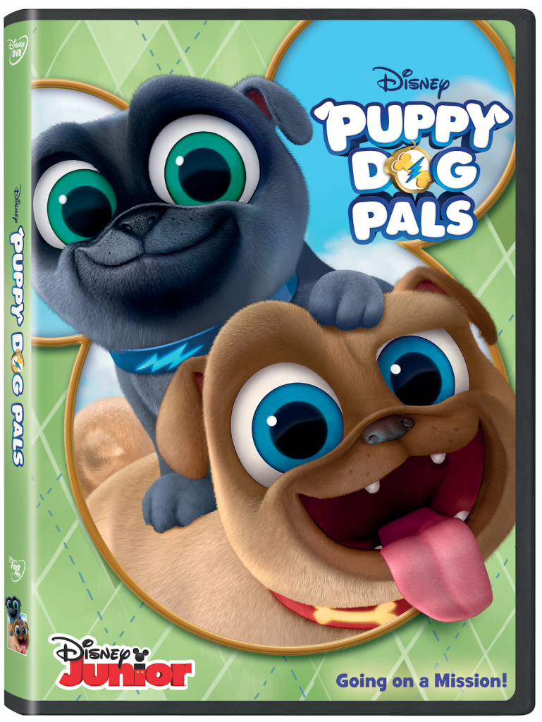 as a parent when puppy dog pals premiered on disney channel it caught my attention with its fun story lines animation as well as the adorable voices of