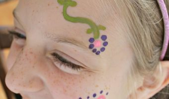10 Simple Face Painting Designs That Are Quick and Easy!