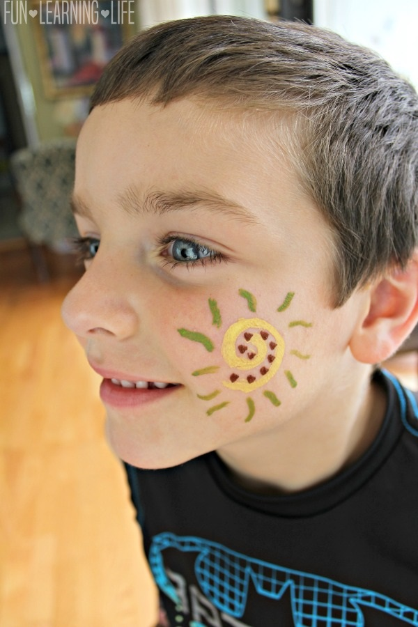 10 Simple Face Painting Designs That Are Quick And Easy Fun Learning Life