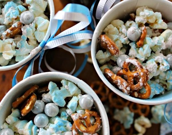 MARVEL STUDIOS BLACK PANTHER BLU-RAY and Vibranium Popcorn Mix! {Giveaway}