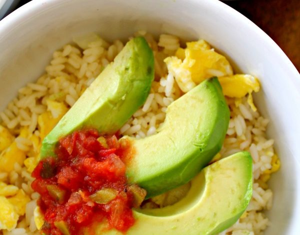 Avocado and Egg Breakfast Bowl Recipe! Plus, Publix and Produce for Kids Support Feeding America!