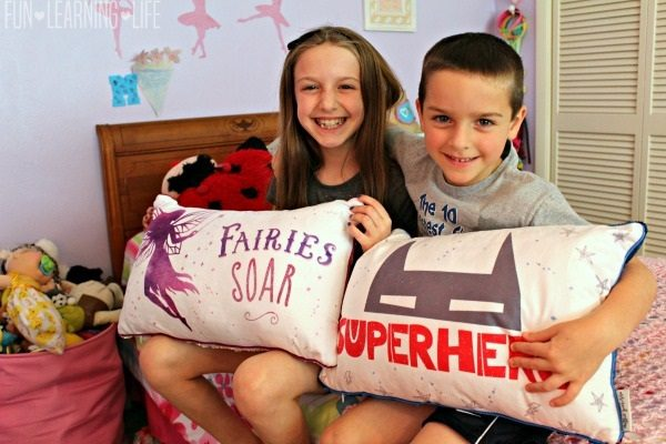 Mermaid Pillows Are Fun For Kids and How Pillows With Purpose Are Helping Those In Need!