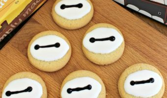 Big Hero 6 The Series Back In Action DVD and Easy Baymax Cookies! {Giveaway}