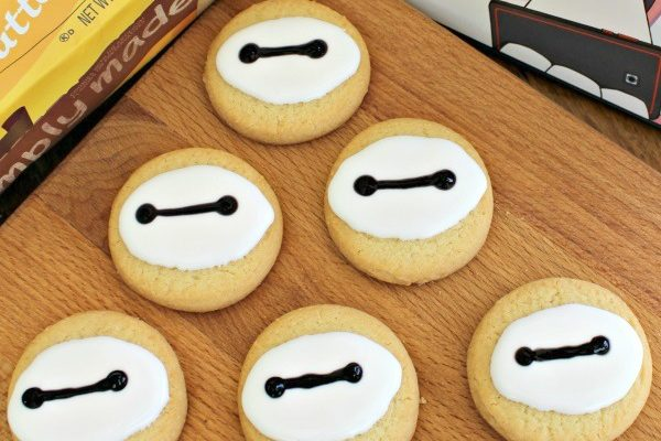 Big Hero 6 The Series Back In Action DVD and Easy Baymax Cookies!