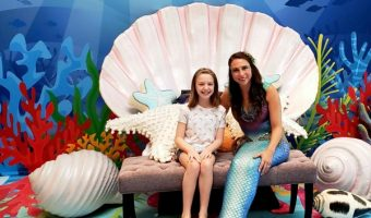 Sea Adventures in Westfield Countryside Mall Now Through August 26th! {$100 AMEX Giveaway}