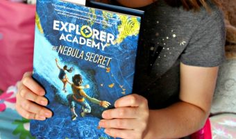 Books That Encourage Reading In Families and National Geographic Explorer Academy Sweepstakes!