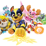 Check Out Their Puppy Superpowers! PAW Patrol: Mighty Pups Now Out On DVD! {Giveaway}