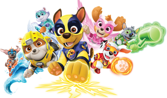 Check Out Their Puppy Superpowers! PAW Patrol: Mighty Pups Now Out On DVD!