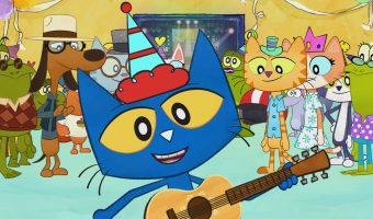 Pete the Cat is NOW STREAMING on Amazon Prime Video! {Giveaway}