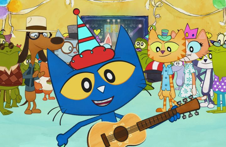 Pete the Cat is NOW STREAMING on Amazon Prime Video!