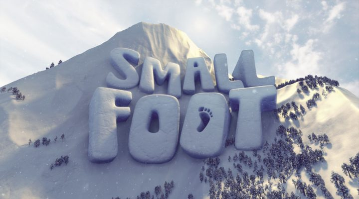 Turning The Myth Upside Down, SMALLFOOT the Movie coming to theaters September 28th!