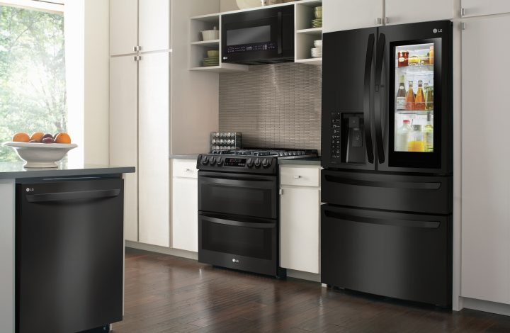Give Your Kitchen an Upgrade and Save $350 on LG Black Matte Appliances at Best Buy!