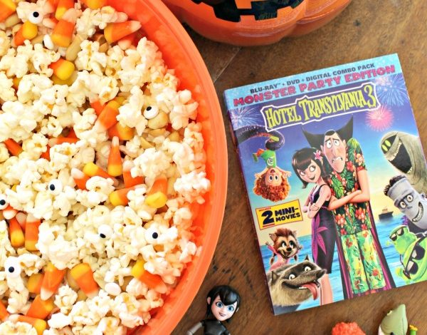 Hotel Transylvania 3 Activities To Host A Halloween Party for Kids!