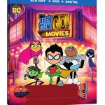 TEEN TITANS GO! TO THE MOVIES BLU-RAY and DVD Out October 30th, 2018!