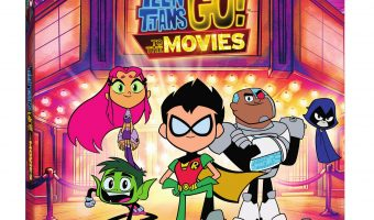 TEEN TITANS GO! TO THE MOVIES BLU-RAY and DVD Out October 30th, 2018! {Giveaway}