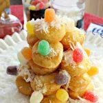 Entenmann's Little Bites Sugar Cookie Muffins and a Gum Drop Mountain Activity!