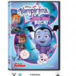 VAMPIRINA: GHOUL GIRLS ROCK, Now Out On DVD With Seven Bonus Shorts!